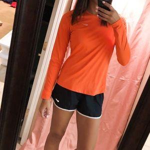 Nike Dri-Fit Long Sleeve Running Shirt